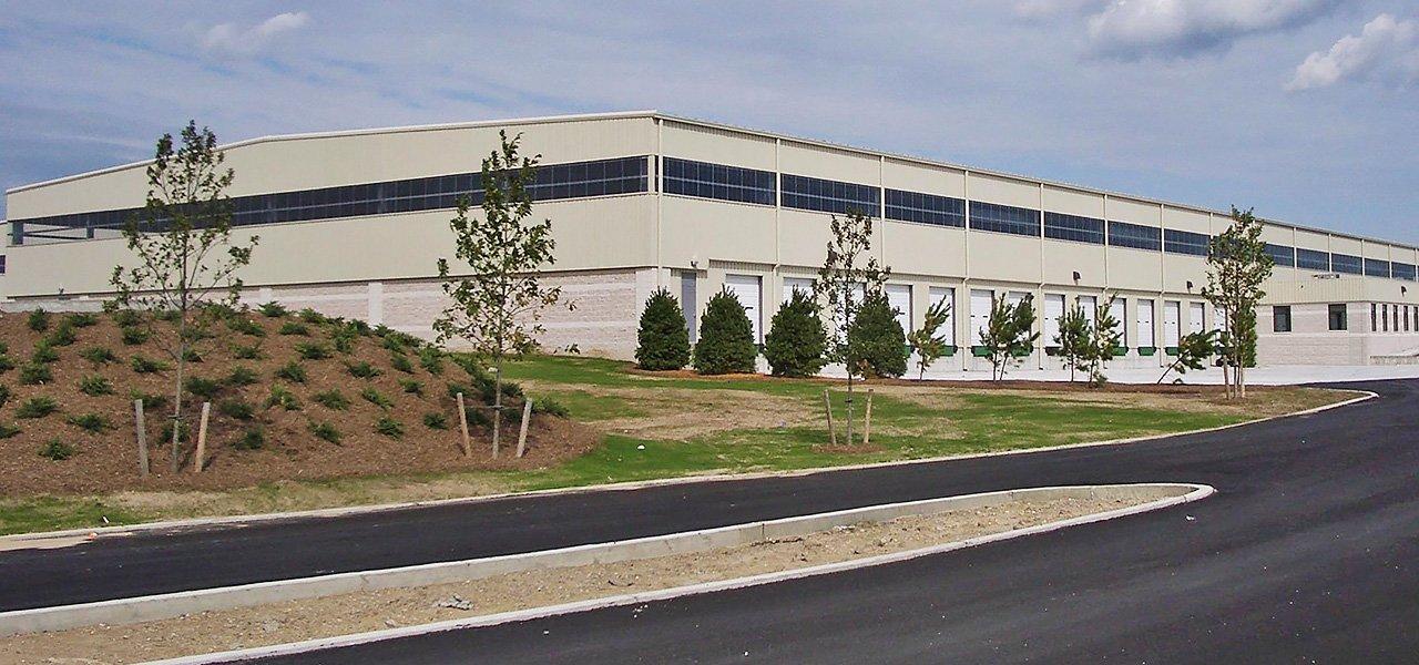 Industrial Metal Building by IBS