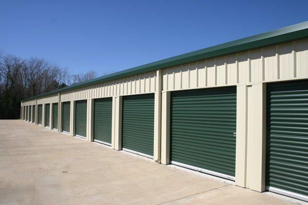 Metal Buildings Self Storage